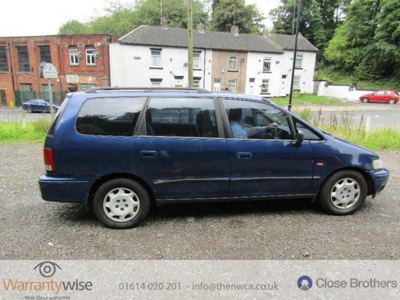 HONDA SHUTTLE 2000 Auto 145999 Petrol Blue Petrol Automatic in Blue