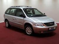 2002 Chrysler Voyager 3.3 LX 5dr