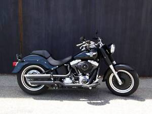 2015 HARLEY-DAVIDSON SOFTAIL FAT BOY LO Cannington Canning Area Preview