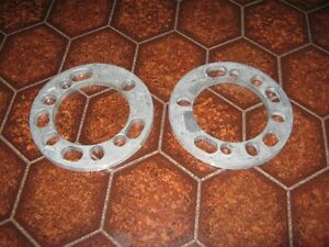 SPACERS FOR TRUCK RIMS