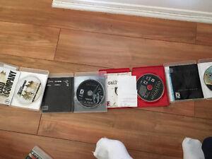 4 jeux ps3
