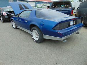 1987camaro z28 clean inter automatic 350r4 engine 305 HO 240000
