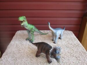Collection of Nice Large Size Dinosaurs!
