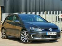 2016 Volkswagen Golf 1.4 TSI BlueMotion Tech GTE Nav DSG (s/s) 5dr