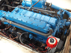 Engine and Boat parts