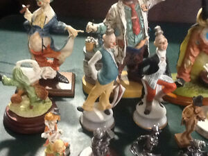 Clown collection 30 pieces or so some vintage cake toppers London Ontario image 4