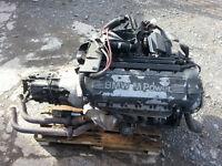 BMW E36 M3 3.0 S50B30 Complete Engine (Conversion E30 325i 328i Sport Race Drift Rally)