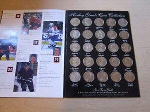 1996-1997 Hockey Greats Coin Collection – Limited Edition 1 in 1 Gatineau Ottawa / Gatineau Area image 1