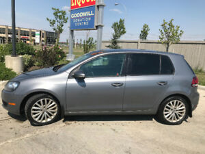2010 Volkswagen Golf Comfortline Sedan