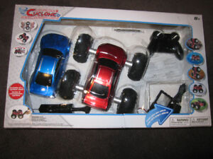 All Terrain Cyclone RC Car - New, in opened box - $29.00