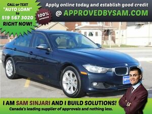 BMW 328i X - Payment Budget and Bad Credit? GUARANTEED APPROVAL.