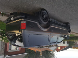 2001 Ford Excursion limited VUS