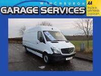 MERCEDES SPRINTER LWB EXCELLENT CONDITION **LOW MILES**