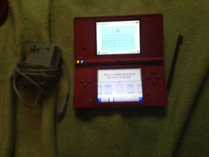 Red DSI with charger