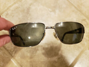 Men's Ray Ban Sunglasses  $60