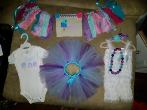 1st Birthday Photo Outfits