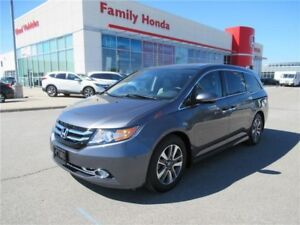 2017 Honda Odyssey Touring, WELL MAINTAINED!
