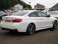 2018 BMW 4 Series 3.0 430D M SPORT 2d 255 BHP Auto Coupe Diesel Automatic