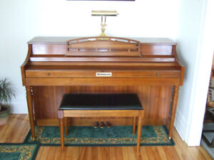 Piano d'appartement Archambault