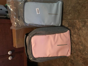 2 Antitheft Laptop Backpacks