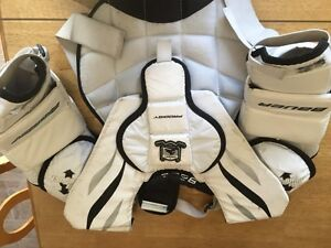Youth goalie chest protector xl