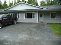 NEW PRICE+$2000 Incentive - Townhouse Min from Gagetown/Oromocto