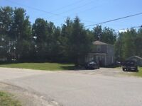 PRIVATE HOME WITH DOUBLE LOT IN PORCUPINE- MUST SEE
