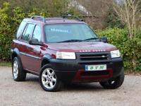 Land Rover Freelander 2.0Td4 2003MY Kalahari