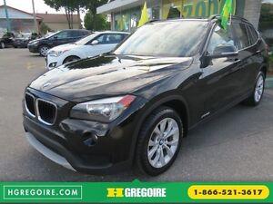 2013 BMW X1 28i AUT AWD CUIR MAGS A/C GR ELECTRIQUE ET PLUS