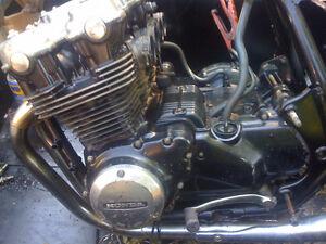 Engine Honda CB750F
