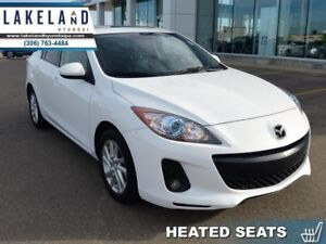 2012 Mazda Mazda3 GS-SKY  - Bluetooth -  CD and stereo - $105.99