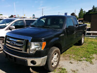 2010 Ford F-150 XLT Pickup Truck, 4X4, 185 K, Carproof Clean