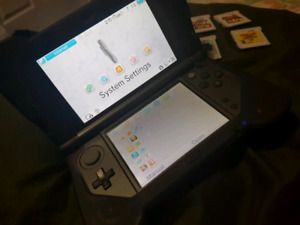 ds xl  with 12 games