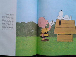 THE SNOOPY COME HOME MOVIE   BOOK 1972  COLLECTABLE London Ontario image 4