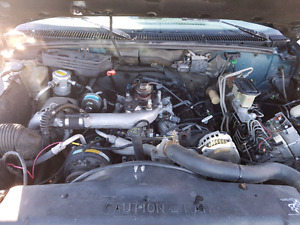 Chevrolet Blazer 6.5 Turbo Diesel, new transmission, runs great