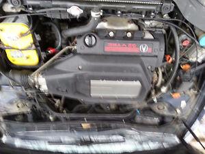 2001 Acura CL Type s Coupe (2 door)