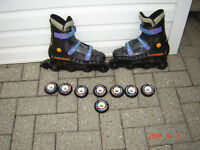 Roller Blade !!!!!!! and PLUS ....