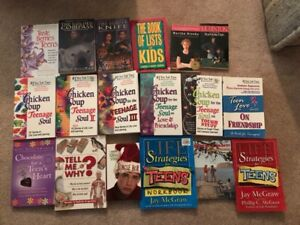 Books for Teens!