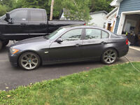 2007 BMW 335i twin turbo with over 440 HP