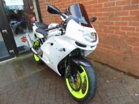 1999 (T) KAWASAKI ZX600 / ZX6R - ONLY 18296 MILES
