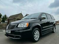 2014 Chrysler Grand Voyager 2014 CHRYSLER GRAND VOYAGER 2.8 [178] CRD Limited 5d