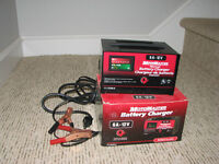 Chargeur Motomaster - 6A 12V