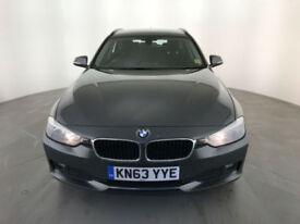 2013 63 BMW 320D EFFICIENT DYNAMICS DIESEL ESTATE 1 OWNER BMW HISTORY FINANCE PX