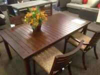 Table diner exterieur Cabana Coast Patio Outdoor dining table