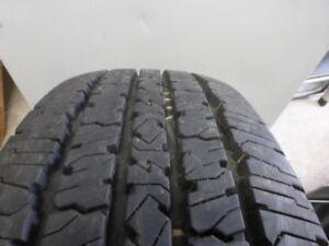 4 pneus été Firestone Transforce HT 245/75R17