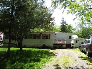 3-Season Trailer Home