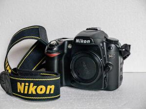 NIKON D80 Kit pour débutant