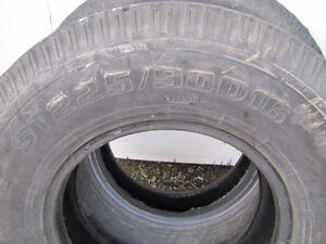 12 PLY Trailer Tires LIBERTY ST225-90-16 London Ontario image 2