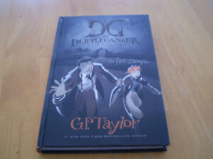 THE FIRST ESCAPE THE DOPPLE GANGER CHRONICLES BOOK