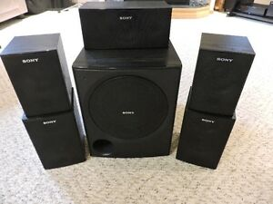 Powerful Home Theater System